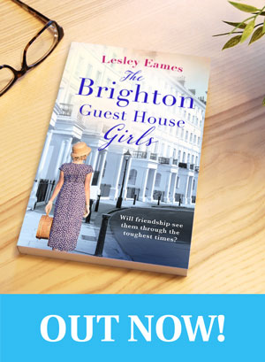 The Brighton Guesthouse Girls book