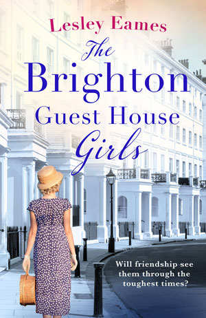 Brighton Guest House Girls by Lesley Eames