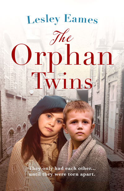 The Orphan Twins by Lesley Eames